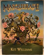 Masquerade by Claudette Williams and Kit Williams (1980) 1st American Ed.
