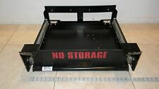 Trunk Slide Out Shelf/Tray/Drawer Storage Amplifier/Radio Police Package