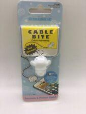 New Sanrio Original Cinnamoroll Cable Bite Accessory Iphone Protector Charm