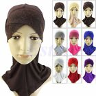 Bone Bonnet Muslim Hijab Islamic Under Scarf Hat Cap Neck Cover Inner Head Wear