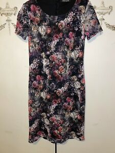 """Betty Barclay Size 10 Multi Dress Chest 34"""" Brand New with No Tag"""