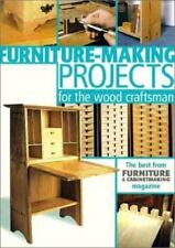Furniture-Making Projects for the Wood Craftsman by Furniture and Cabinetaking M