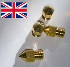 4x MK8 Extruder 3D Printer Nozzle 0.4mm ,CTC, Prusa ,ANET A8 , Makerbot 1.75mm
