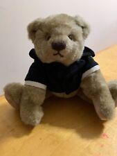 "Bialosky Bear Plush By Gund S black shirt 10"" T11"
