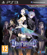 Odin Sphere Leifthrasir Standard Edition PS3 Playstation 3 IT IMPORT NIS AMERICA