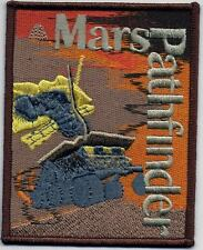 Patch Ecusson MARS Pathfinder Sojourner Thermocollant