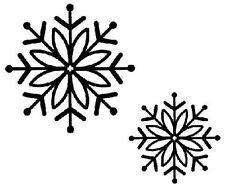 Creative Expressions SINGLE STAMPS pre-tagliati TIMBRI grassetto Snowflake ums168