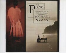 CD MICHAEL NYMANthe pianoEX-  (B4607)