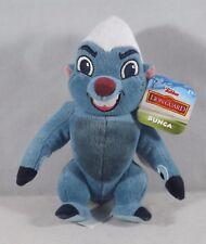 Disney Junior The Lionguard Soft Plush Stuffed - New - Bunga The Honey Badger