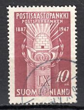 Finland - 1947 60 years savings bank - Mi. 335 VFU