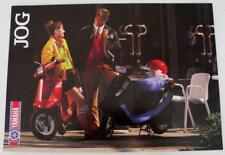 YAMAHA JOG 49cc Scooter Sales Brochure c1988 #MC-JOG-88E
