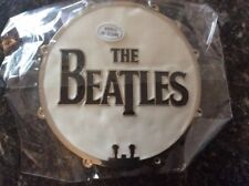 The Beatles Drumhead Belt Buckle
