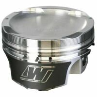 Wiseco KE125M845 Forged Piston Set - 84.5mm Bore, 8.8:1 Compression (Set of 6)