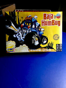 Revell Baja HumBug DEALS WHEELS 1/25 #1739 F/S Model Dave Deal Models