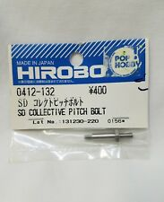 Hirobo SD RC Helicopter Collective Pitch Bolt 0412-132