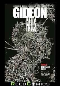 GIDEON FALLS VOLUME 1 BLACK BARN GRAPHIC NOVEL Paperback Collects Issues #1-6