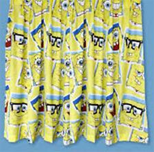 Spongebob Squarepants Framed Curtains - 168cm X 183cm