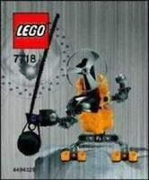 LEGO 7718 QUICK Bad Guy Yellow polybag - Bionicle