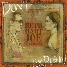 BETH & BONAMASSA,JOE HART - DON'T EXPLAIN  VINYL LP NEU