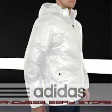 Warm Winter Jacket Men Adidas Performance™ Hooded -20C Synthetic Down Puffer XL