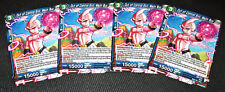 4x Out of Control Evil, Majin Buu BT3-048 UC Dragon Ball Super TCG NEAR MINT