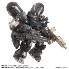 Gundam Ensemble Geara Doga Black Clear C3AFA Event Limited + Weapons Complete