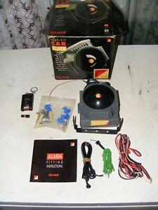 Selmar easy-fit car alarm kit complete remote keyless
