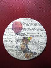 Australian Silky Terrier Dog Fridge Magnet No.1, book club gift, teacher gift