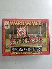 SEALED Warhammer Fantasy Dogs of War BRAGANZAS BESIEGERS Brand New OOP Citadel