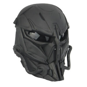 Airsoft Hunting Full Face Tactical Mask CS Paintball Mask Cosplay CS Protective
