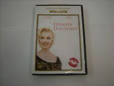 FERMATA D'AUTOBUS - DVD COME NUOVO - MARILYN MONROE - DON MURRAY - EX EDICOLA