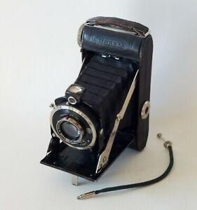 PORST Hapo 45 Germany Folding Camera 6x9 With Radionar f4.5/105mm