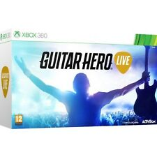Guitar Hero Live (Xbox 360)  BRAND NEW AND SEALED - QUICK DISPATCH
