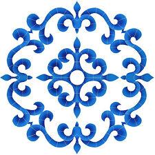 Tuscan Medallion Ceramic Swimming Pool Mosaic