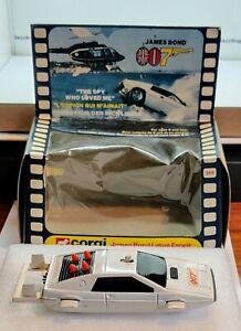 Corgi Toys No.269 James Bond 007 Lotus Esprit The Spy Who Loved Me original