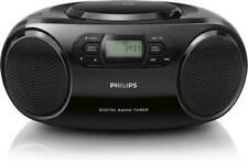 PHILIPS AZ B500 CD SOUNDMACHINE PORTABLE DAB DAB+ & FM RADIO CD PLAYER BOOMBOX