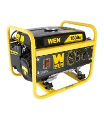 Portable Generator Quiet Gasoline 1800 Watt Home Use Camping Small Backup CARB..