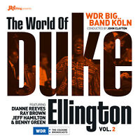CD Wdr Big Band Köln World Of Duke Ellington with Diana Reeves