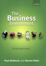 The Business Environment: Themes and Issues