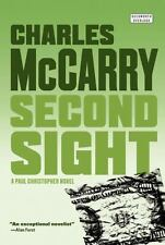 Second Sight (Paul Christopher Novels) by McCarry, Charles
