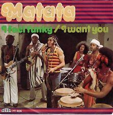 7inch MATATA I feel funky HOLLAND 1974 EX / WOC  (S0768)