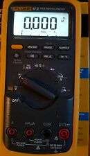 Fluke 87V Digital Multimeter. Made In USA & Manufactured in 2016!