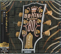 B.B. KING & FRIENDS-80-JAPAN CD BONUS TRACK Ltd/Ed C15