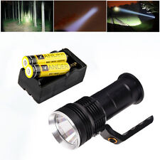3Mod Flashlight  5000LM Handheld XM-L Rechargeable LED 18650 Torch Lamp