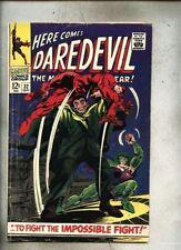 Daredevil #32-1967 vg- Gene Colan / Cobra / Mr Hyde