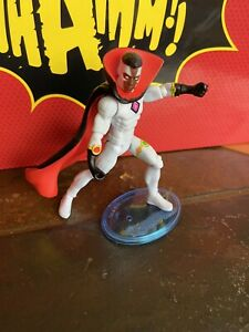 Bloodwynd DC Universe Infinite Heroes Loose + Blue Stand Prelude Doomsday JLA