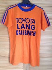 ADIDAS VINTAGE RETRO TRIKOT WEST GERMANY MAILLOT MAGLIA FOOTBALL SHIRT JERSEY S