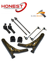 For FORD TRANSIT MK7 06-14 FRONT LOWER WISHBONE ARMS, LINKS, BUSHS & TRACK RODS