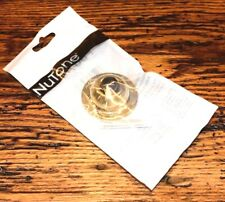 NuTone PB67PB Round Polished Brass Pushbutton - BRAND NEW - FAST SHIP