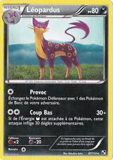 Léopardus - N&B: Noir et Blanc - 67/114 - Carte Pokemon Neuve